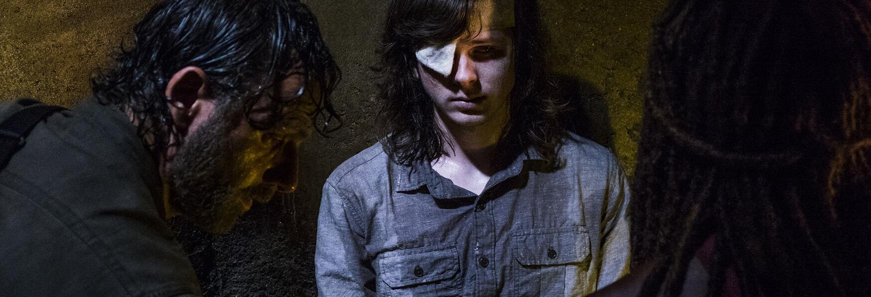 The Walking Dead: l'interprete di Carl parla delle future Trame