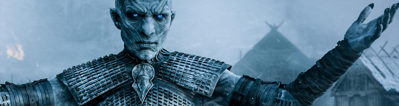 Immagini di repertorio di Game of Thrones