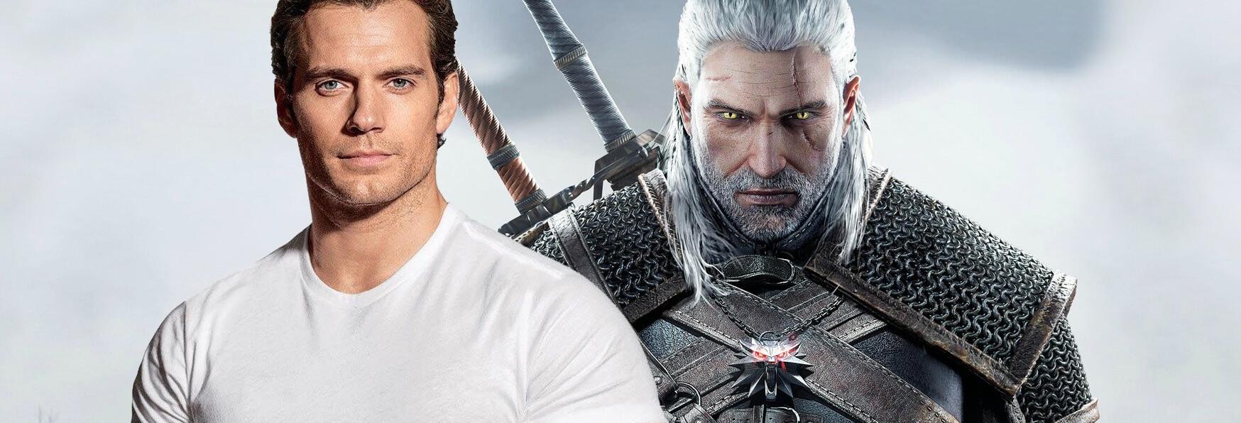 The Witcher: Geralt sarà interpretato da Henry Cavill
