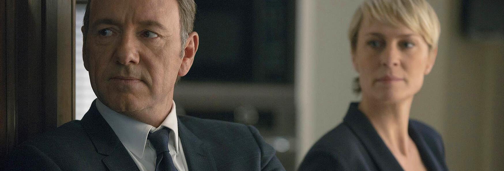 """Il destino di """"Frank"""" Underwood nel nuovo Teaser di House of Cards"""