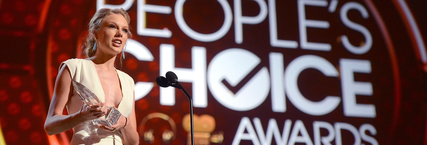 Rivelate le Nomination ai People's Choice Awards