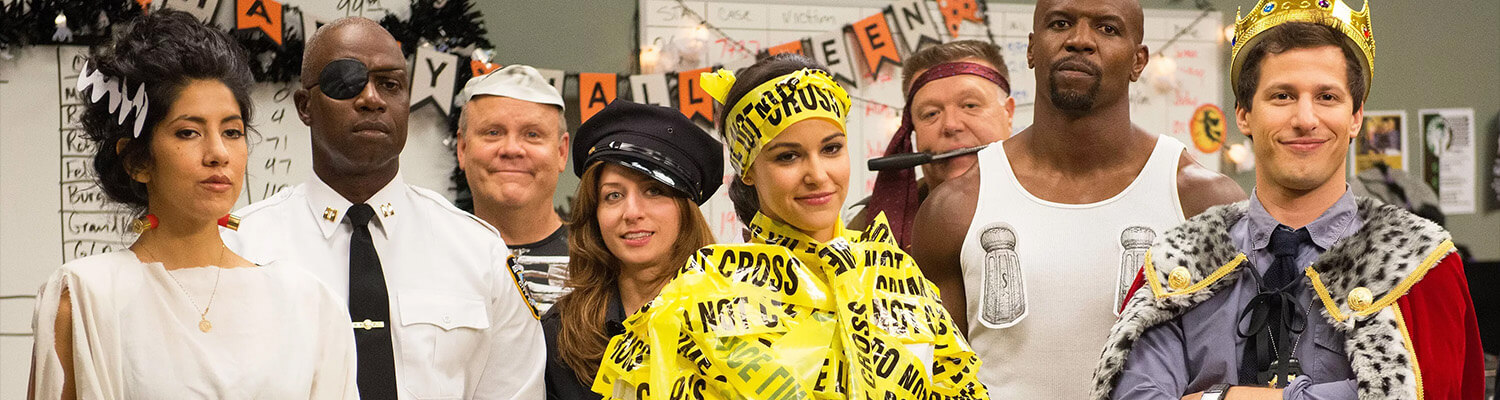 Halloween in Brooklyn Nine-Nine
