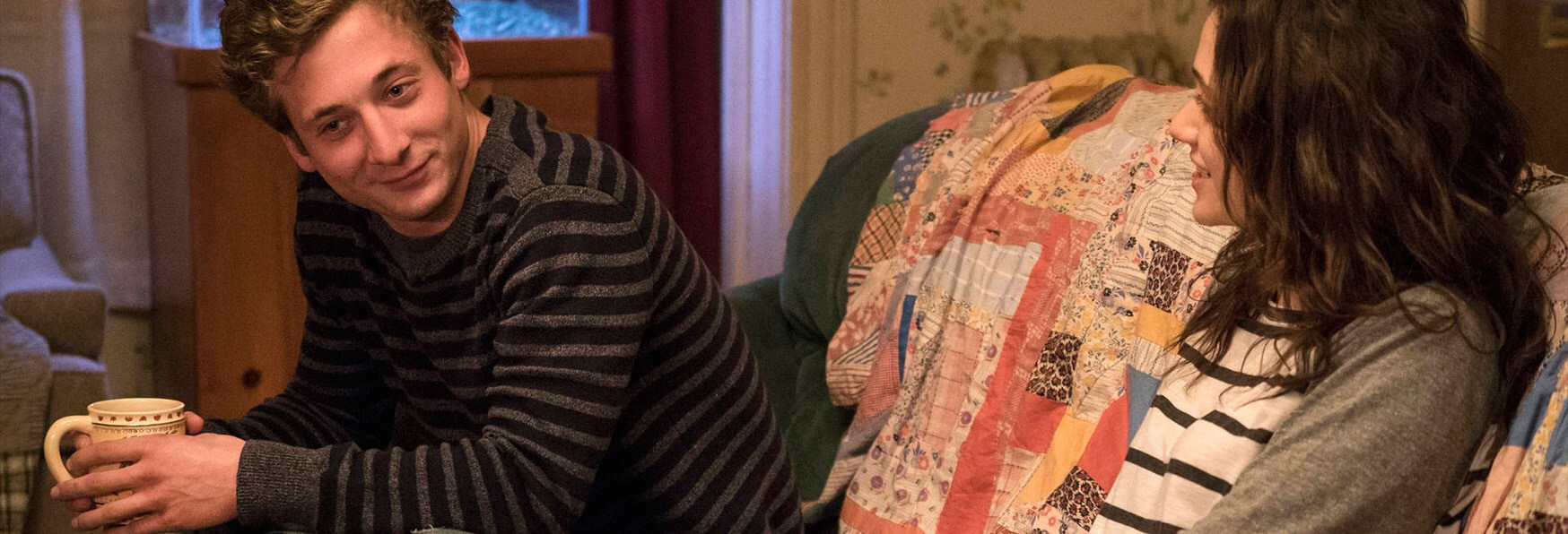 Shameless: Jeremy White commenta l'Addio di Emmy Rossum
