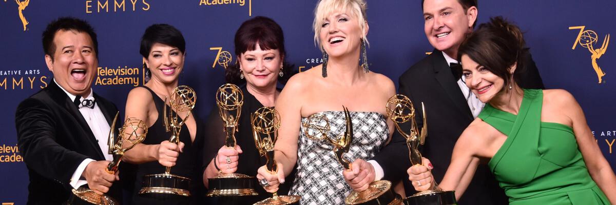 Premiazione degli Emmy