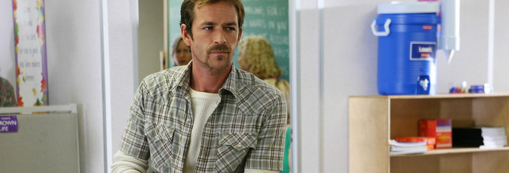 Criminal Minds: Luke Perry tornerà nell'episodio n. 300