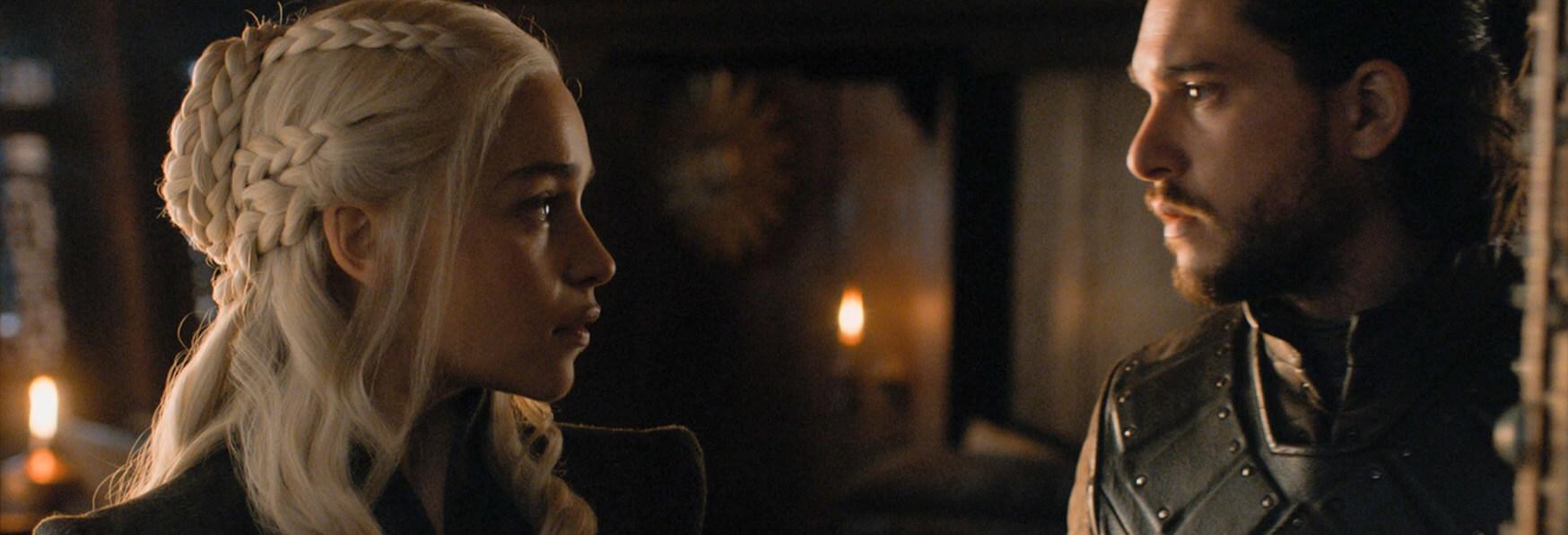 Kit Harington si sbilancia sul finale di Game of Thrones