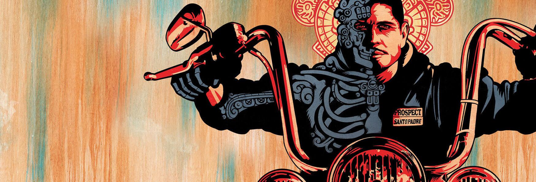Un personaggio di Sons of Anarchy ritorna in Mayans M.C.