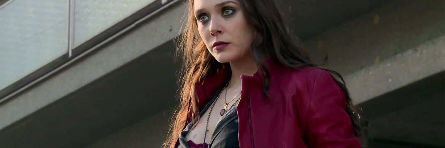 Scarlet Witch - Universo Marvel