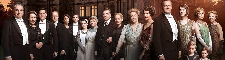 La famiglia di Downton Abbey