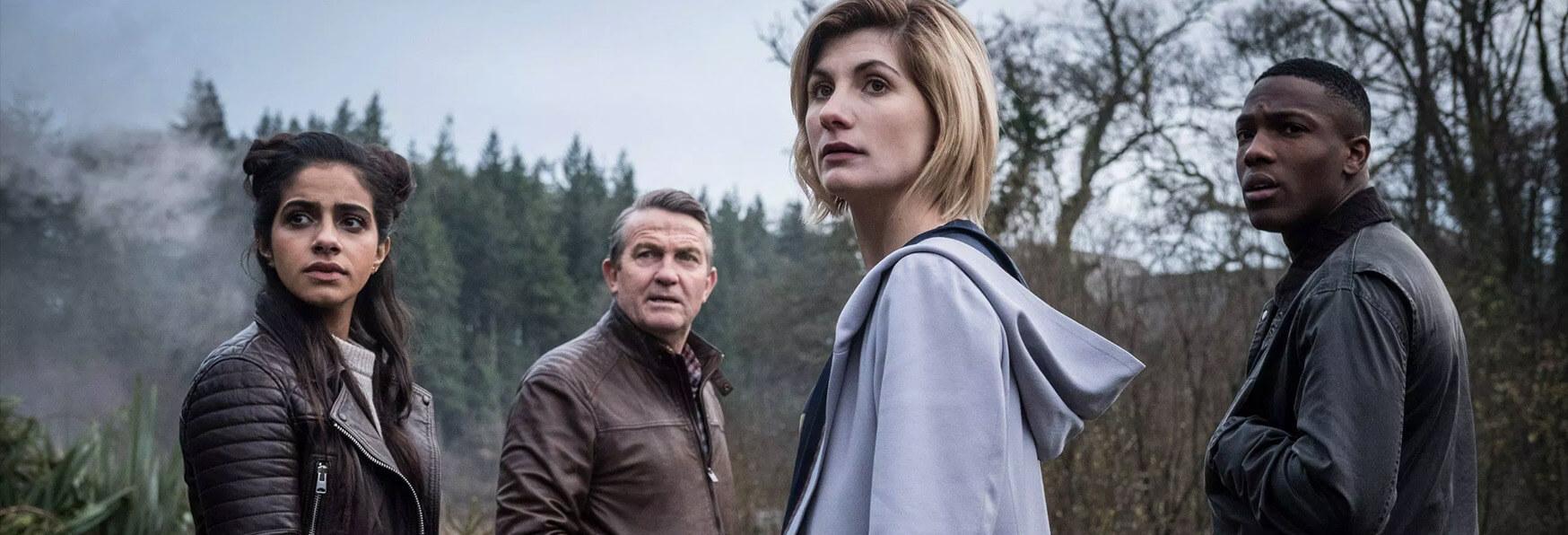 Doctor Who 11: nuovo Dottore, nuovi Compagni, nuovo Trailer