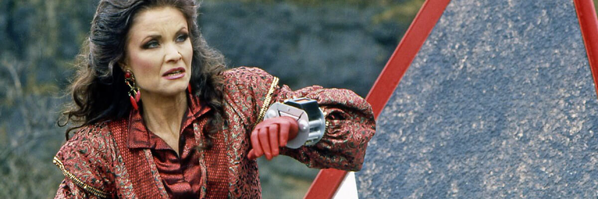 The Rani nella serie classica di Doctor Who