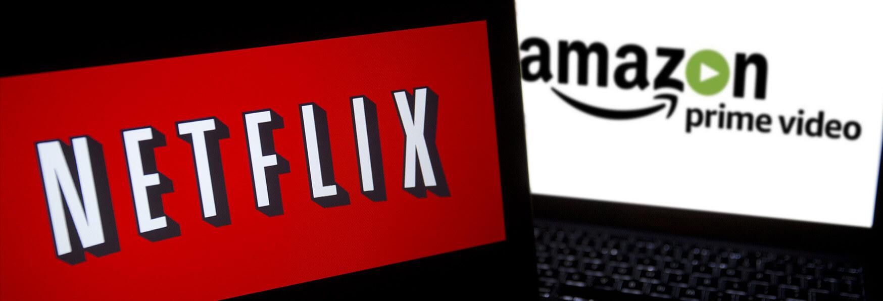 Netflix e Amazon vogliono raddoppiare i loro Contenuti Originali