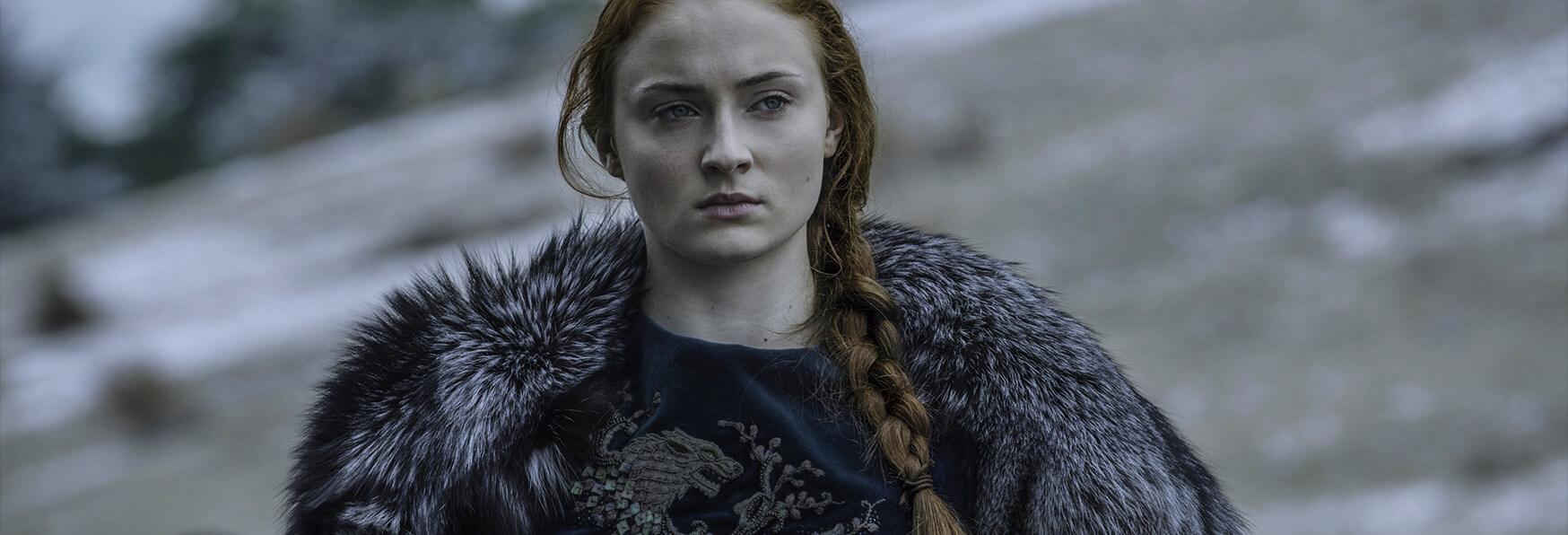 Secondo Sophie Turner il finale di Game of Thrones potrebbe deludere alcuni Fan