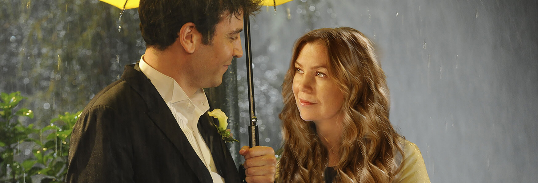 How I met your Meredith: Josh Radnor in Grey's Anatomy come nuovo flirt di Meredith
