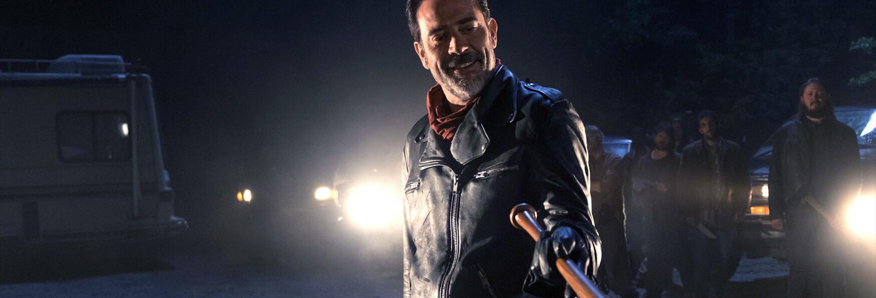The Walking Dead: l'interprete di Negan svela una Scena Inedita della 9° Stagione