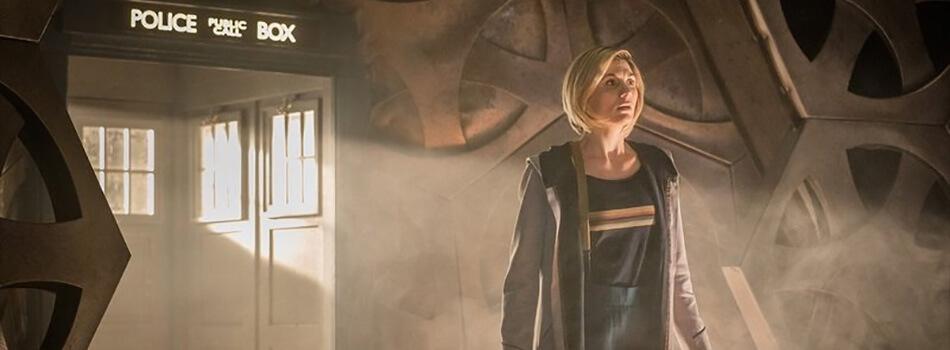 Il T.A.R.D.I.S. dell'undicesima stagione - Doctor Who