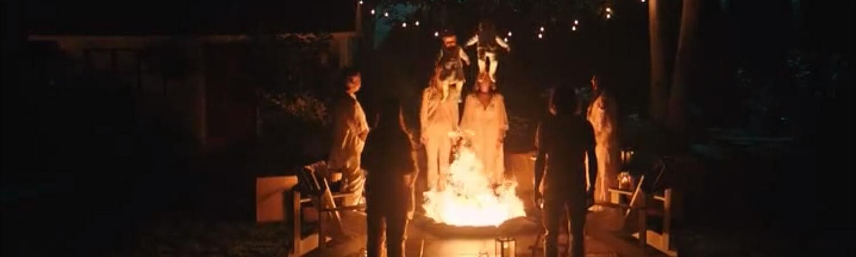 Riverdale 3x01, il rituale